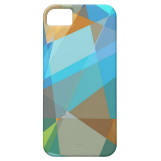 Abstract Cubism Mosaic Pattern 2 Case For The iPhone 5
