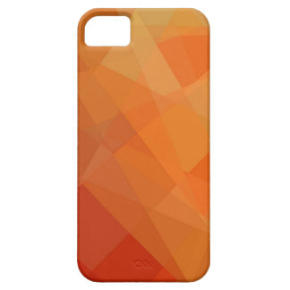 Abstract Cubism Mosaic Pattern 4 iPhone 5 Case