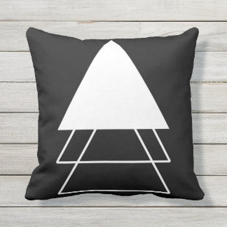 Abstract cushion Triangles