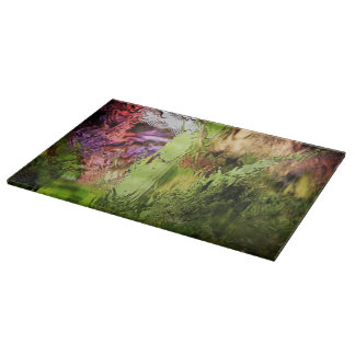 Abstract Cutting Board