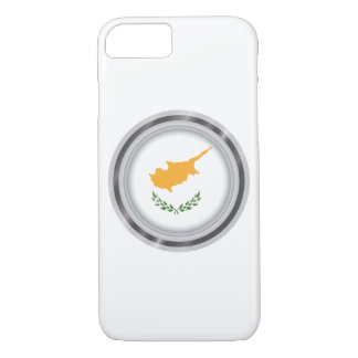 Abstract Cyprus Flag, Cypriot Phone Case