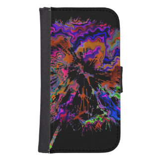 abstract dandelion (U) Phone Wallets