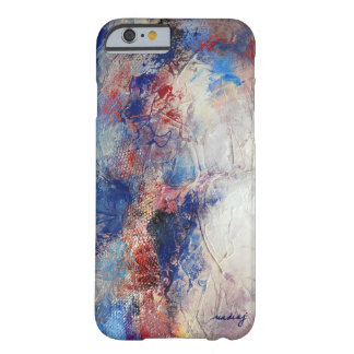 Abstract Dark Blues Phone Case iPhone 6 Case