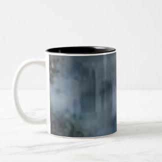Abstract _dark mug