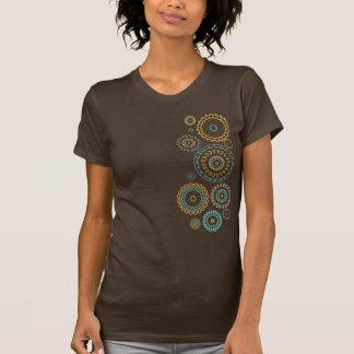 Abstract Deco Circles T-Shirt