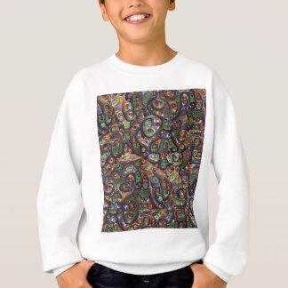 Abstract Deep Dream Artwork Sweatshirt