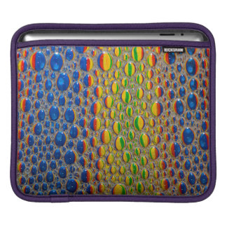 Abstract Design Animal Skin Effect iPad Sleeve
