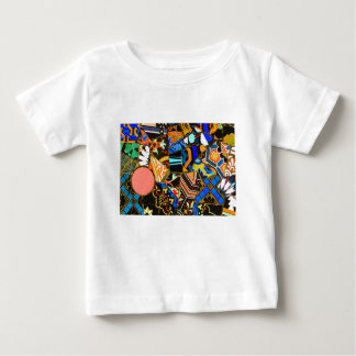 Abstract design baby T-Shirt
