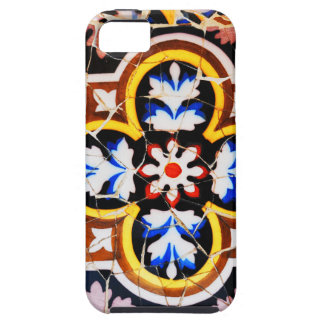Abstract design case for the iPhone 5