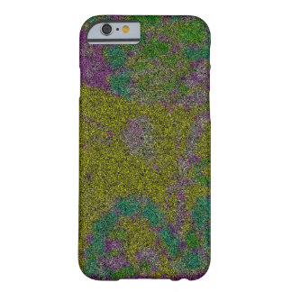 ABSTRACT DESIGN- CITIZ TWO BARELY THERE iPhone 6 CASE