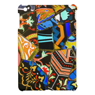 Abstract design iPad mini case