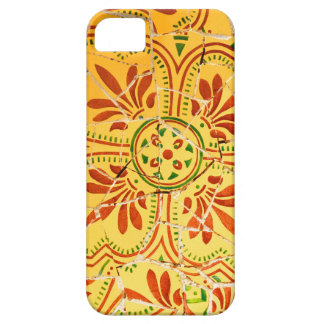 Abstract design iPhone 5 cover
