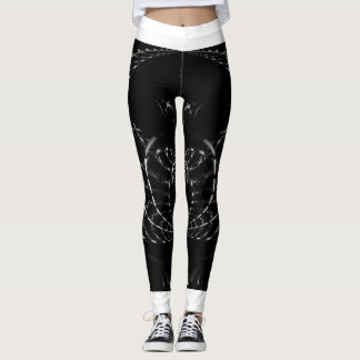 Abstract design Movement Leggings