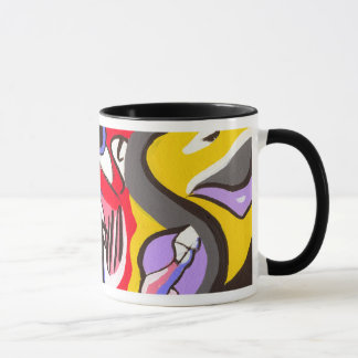 Abstract Design Mug