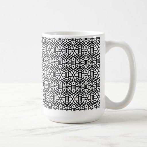 Abstract Design Mugs