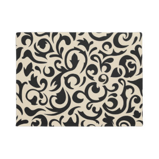 Abstract design pattern doormat