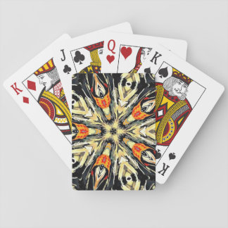 Abstract Design Playing Cards, Standard Deck Poker Deck