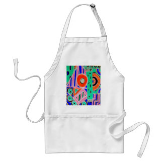 Abstract Design Products Standard Apron