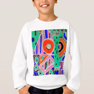 Abstract Design Products Sweatshirt