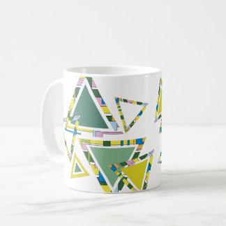 Abstract design triangle Creatinery© Coffee Mug