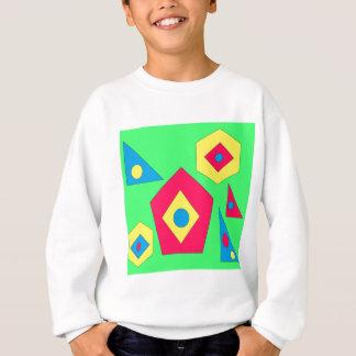 Abstract designs. sweatshirt