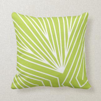 Abstract Diamond Throw Pillow