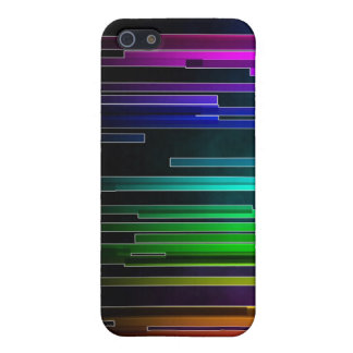 Abstract Dimension iPhone 5 Cases