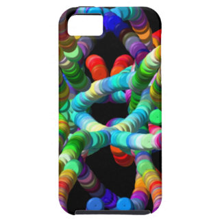 Abstract DNA iPhone 5 Cover