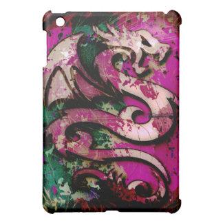 Abstract Dragon iPad Mini Cases