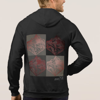 Abstract Dude Hoodie