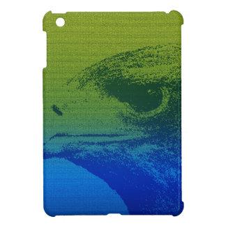 Abstract Eagle Case For The iPad Mini