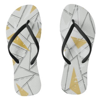 Abstract: Early Fall Flip Flops
