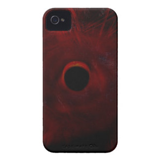 Abstract eclipse iPhone 4 covers