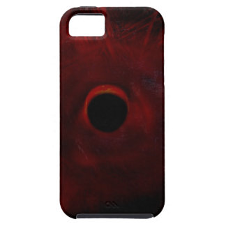 Abstract eclipse iPhone 5 cover
