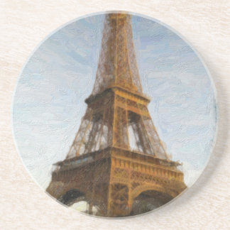 abstract eiffel tower coaster