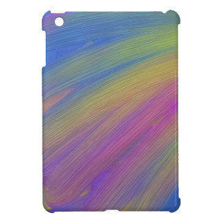 Abstract electronics case for the iPad mini