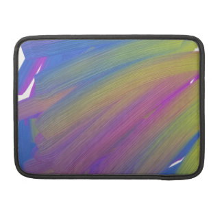 Abstract electronics sleeves for MacBook pro
