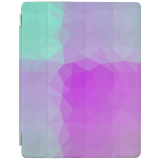 Abstract & Elegant Geo Designs - Magenta Sky iPad Cover