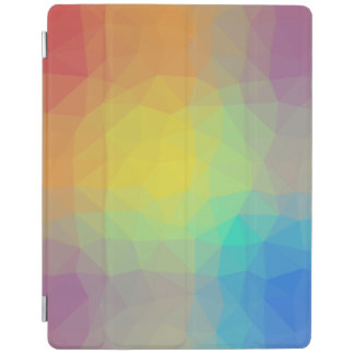 Abstract & Elegant Geo Designs - Seashell Vision iPad Cover