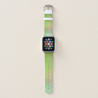 Abstract & Elegant Geo Designs - Watermelon Hue Apple Watch Band