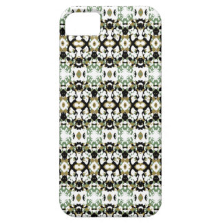 Abstract Ethnic Camouflage Case For The iPhone 5