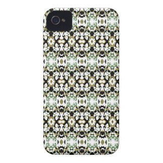 Abstract Ethnic Camouflage iPhone 4 Case