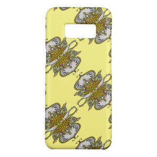 abstract ethnic flower Case-Mate samsung galaxy s8 case