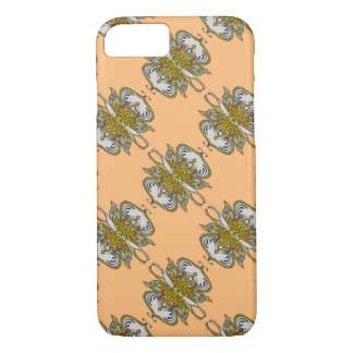 abstract ethnic flower iPhone 8/7 case