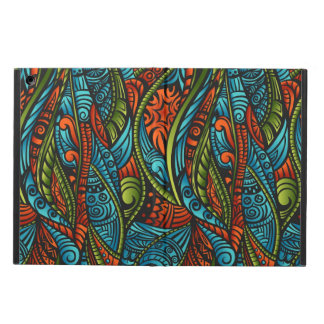 Abstract ethnic wallpaper cover for iPad air