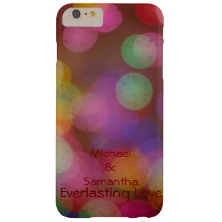 Abstract Everlasting Love Barely There iPhone 6 Plus Case