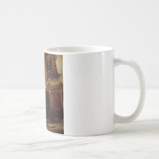 Abstract Everyday After The Party Coffee Mugs