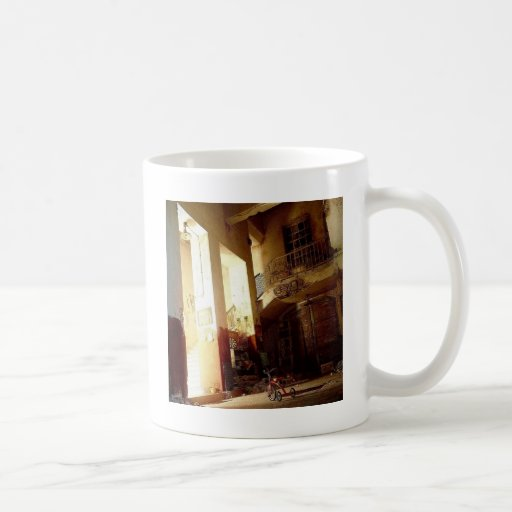 Abstract Everyday After The Party Coffee Mug