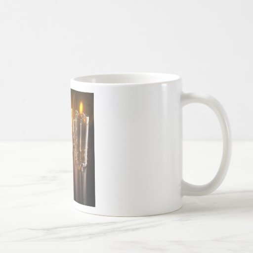 Abstract Everyday Candles In The Wind Mug