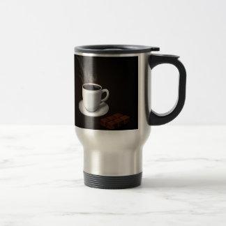 Abstract Everyday Chocolate Sugar Coffee Mugs